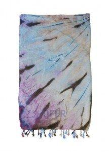 TIE Dye towel turkey