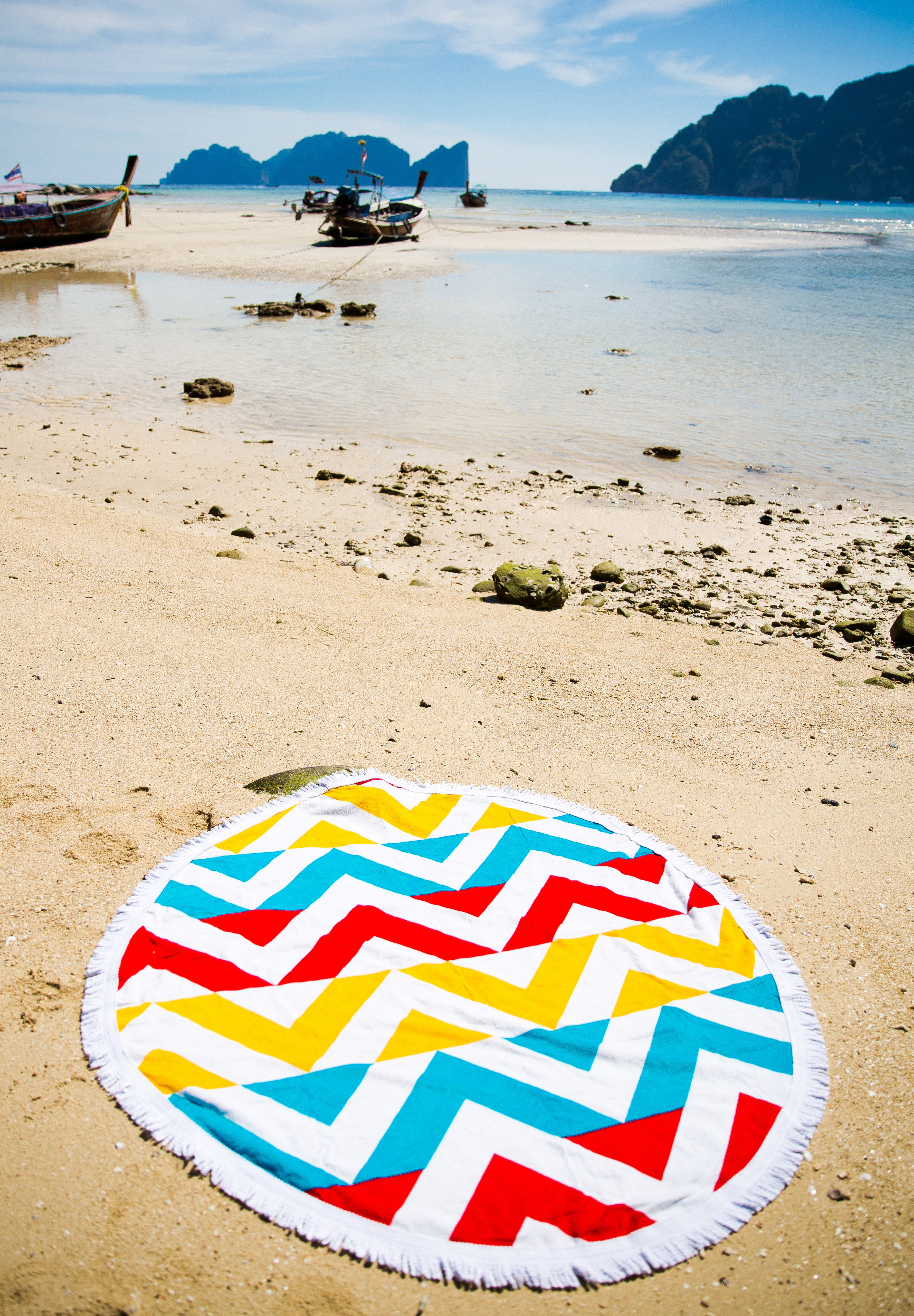 roundie towel wholesale