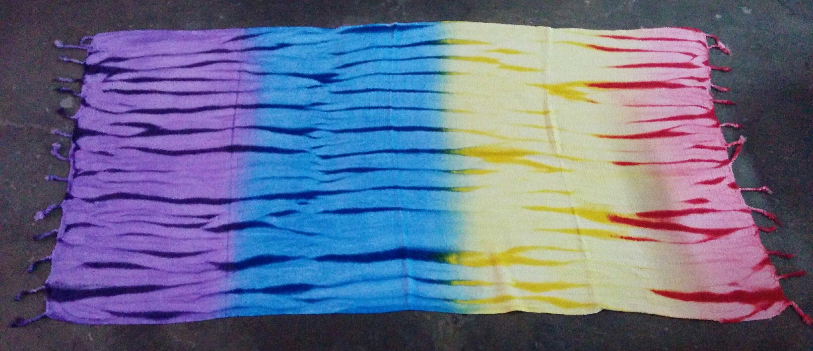 TIE Dye towel turkish
