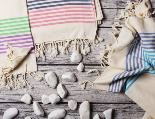 What do you use Turkish towels for?