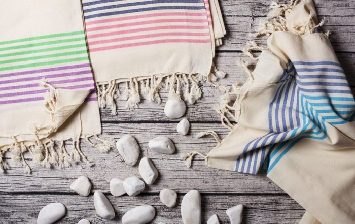 ways to use Turkish Towels